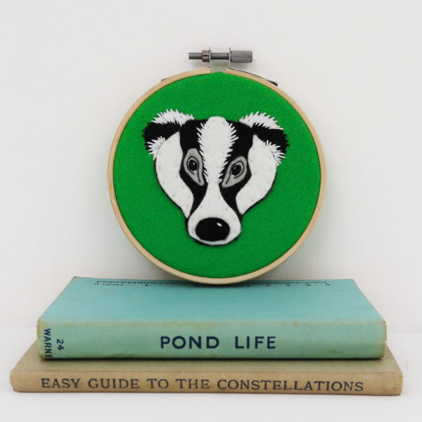 4'' Badger Hoop Kit