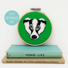 Badger Kit - Finished with tag website