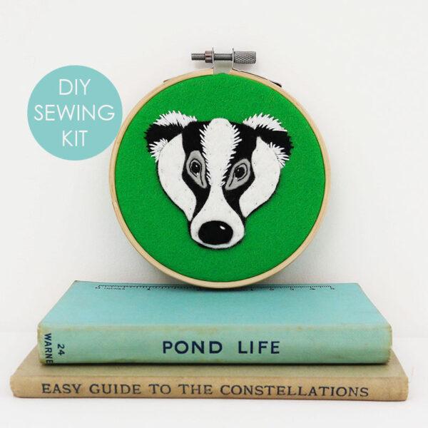 Badger Kit - Finished with tag website