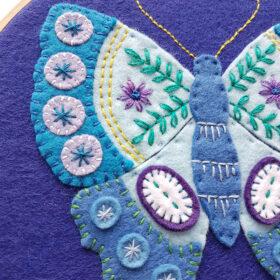 Blue Butterfly Kit - detail 1 website