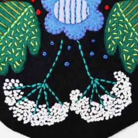 Floral Banner Detail 2 - Website