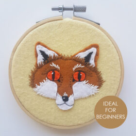 Fox Kit - Finished beginners tag website