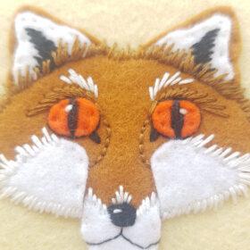 Fox Kit - Finished detail 2 website