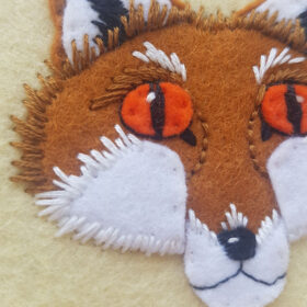 Fox Kit - Finished detail website