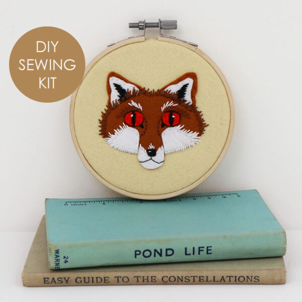 Fox Kit - Finished website with tag