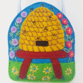 Beehive Lavender Bag