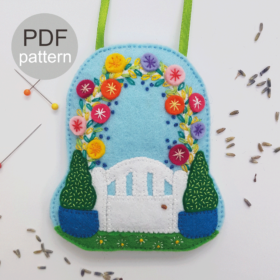 Garden-Gate-Lavende-Bag-PDF-Pattern