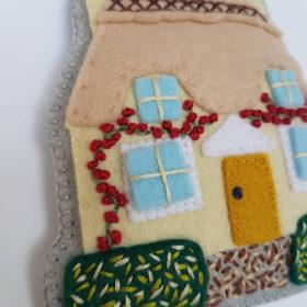 Lemon Cottage Kit - detail website