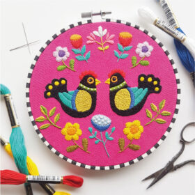 Printable Embroidery Patterns